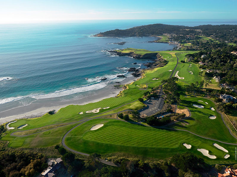 Pebble Beach Resorts, California