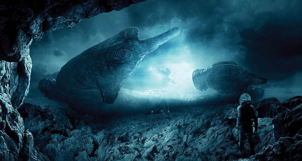 Prometheus - Alien, Ridley Scott