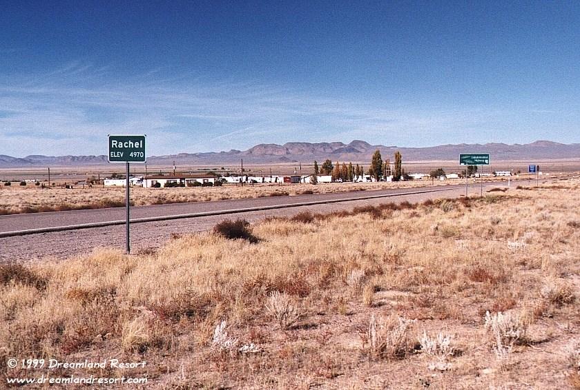 Source: Rachel, Nevada Official Website