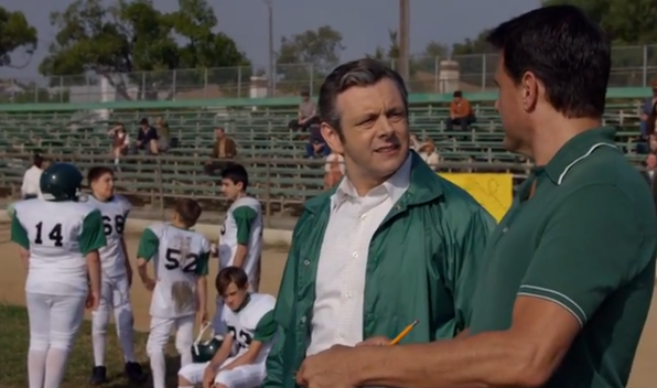Masters of Sex, Michael Sheen, Football