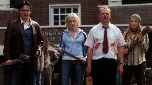 'Shaun of the Dead'