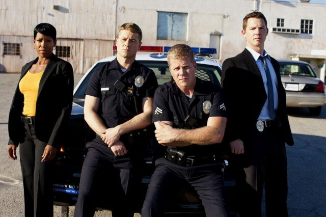 Cast of Southland