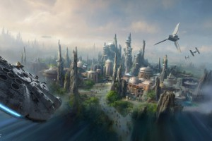 'Star Wars' Signals: A First Look at Disney's 'Star Wars' Theme Park