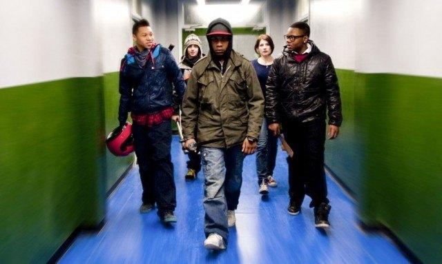 John Boyega in 'Attack the Block'