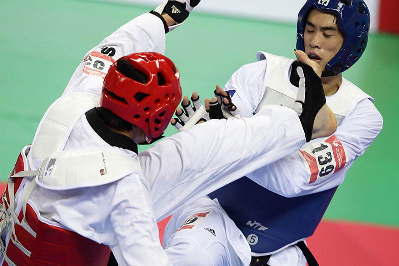 2014 Asian Games - Day 11, taekwondo