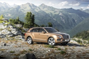 Bentley's Bentayga: A Super-Luxury SUV Priced at Over $200K