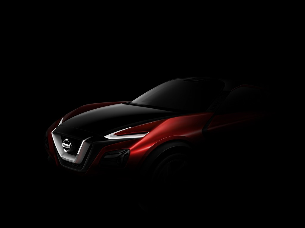 Nissan Crossover Concept