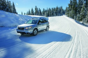 Ice, Ice, Baby: Why Winter Tires Are Safer for Cold-Weather Driving