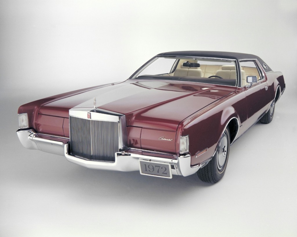 The Lincoln Continental American Luxury Lost And Found