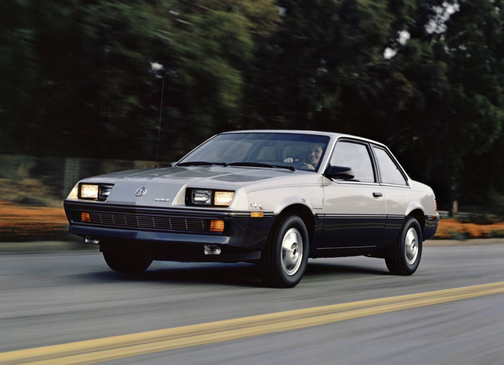 Buick Grand National 2016 >> Buick's Turbocharged Skyhawk: America's Forgotten Hot-Hatch