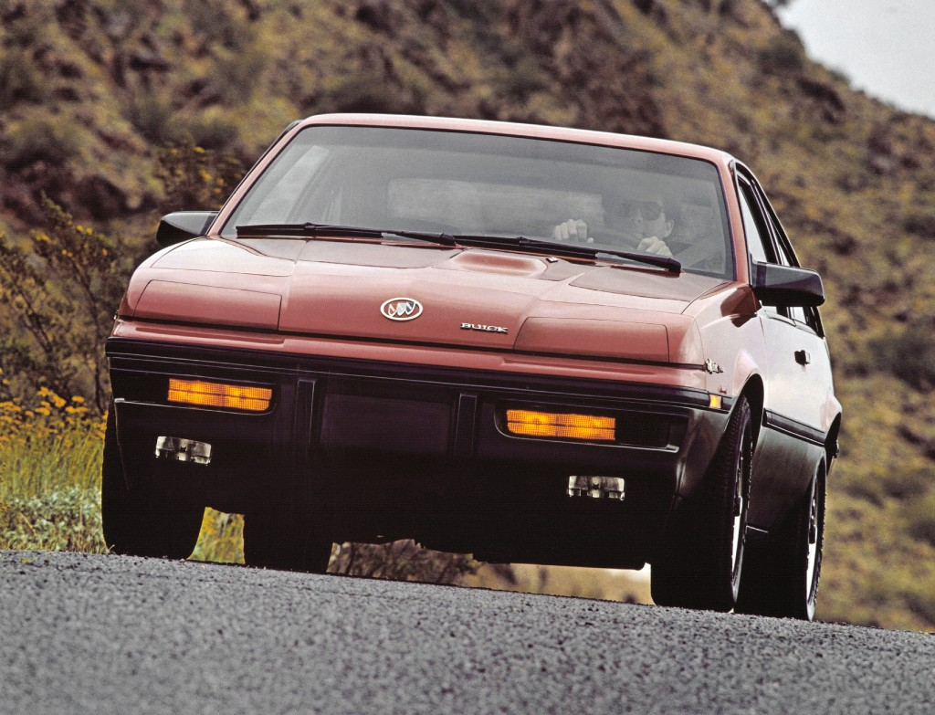 2015 Buick Grand National >> Buick's Turbocharged Skyhawk: America's Forgotten Hot-Hatch