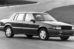 The Dodge Spirit R/T Was the Hellcat of the Early '90s