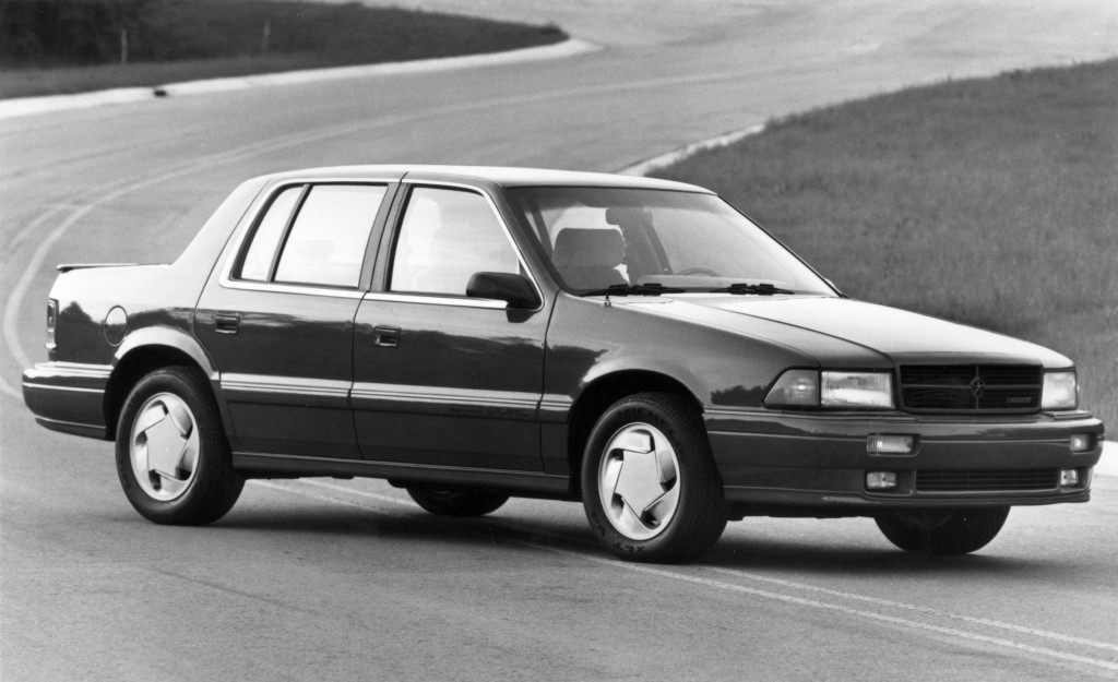 The Dodge Spirit R/T Was the cat of the Early '90s