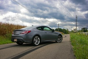 The 2015 Hyundai Genesis Coupe 3.8 R-spec Gets Our Respect