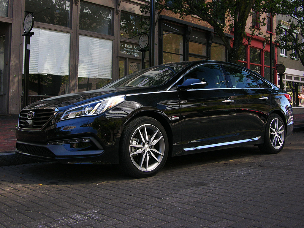 Hyundai Sonata Sport Review A Quality Sedan At An