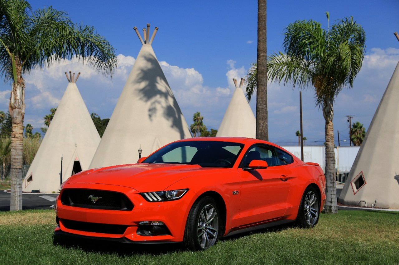 Ford Mustang GT | Ford
