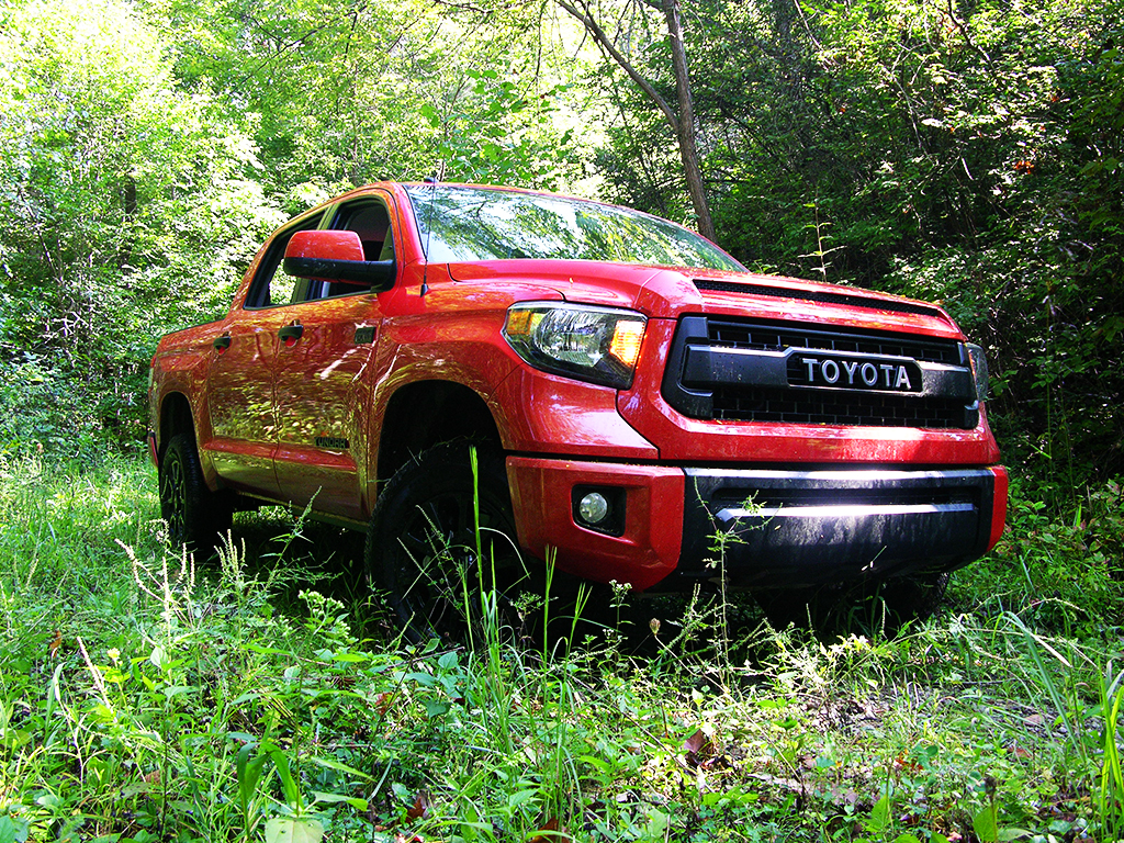 tundra trd pro review toyota s tough truck with manners. Black Bedroom Furniture Sets. Home Design Ideas