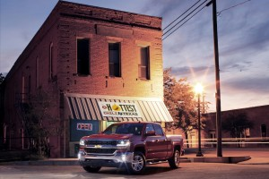 Chevy's New 2016 Silverado Sports a New Face: Can It Compete With Ford?