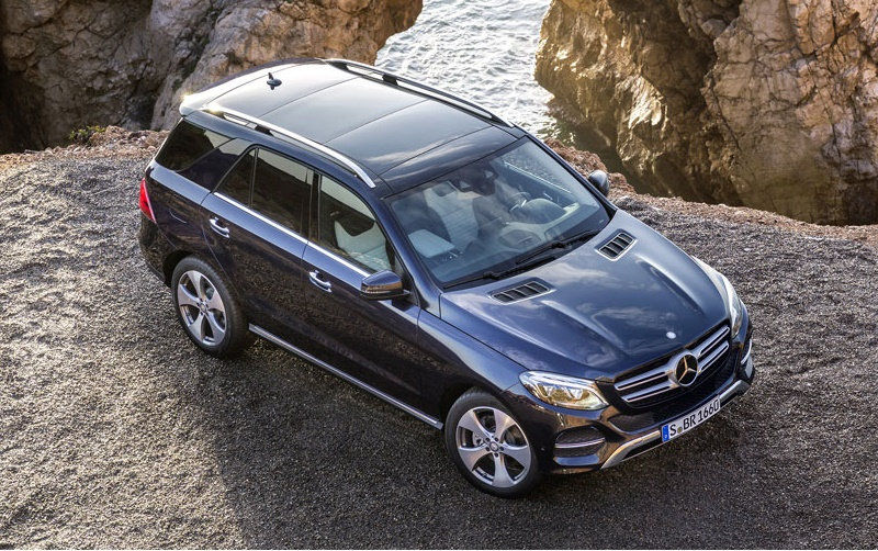 6 plug in suvs and crossovers set to debut in america for Mercedes benz gle550e