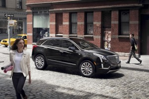 Cadillac Previews the New XT5 Crossover SUV