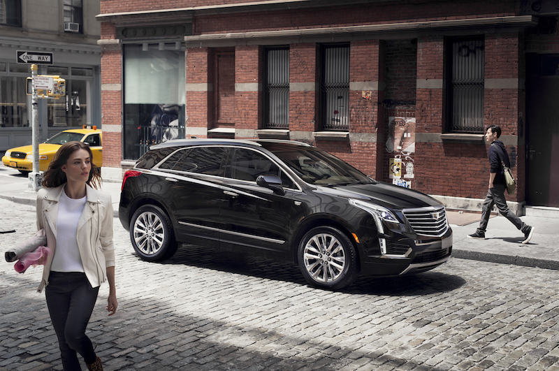 2017 Cadillac XT5   Cadillac