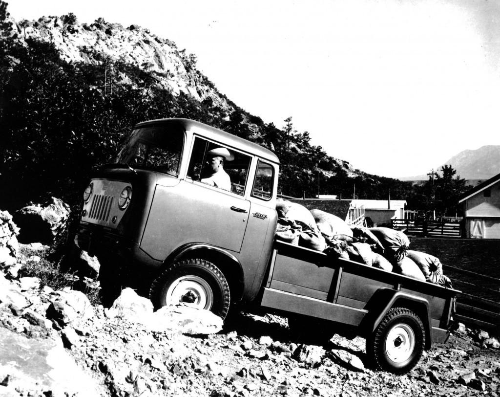 1959 Jeep FC-150