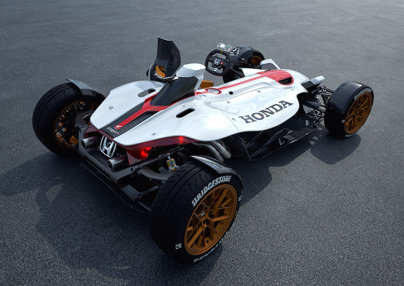 HONDA PROJECT 2&4 POWERED BY RC213V TO DEBUT AT FRANKFURT: A COMBINATION OF GLOBAL CREATIVITY AND CRAFTSMANSHIP