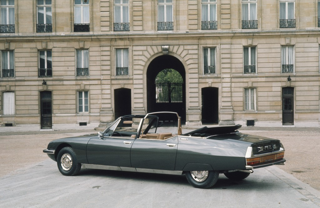 Source: CITROËN COMMUNICATION / JEAN PEYRINET / GEORGES GUYOT