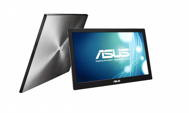 ASUS MB168B HD Portable USB-Powered Monitor