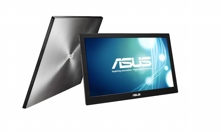 ASUS MB168B HD Portable USB-Powered Monitor