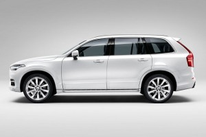 Volvo's XC90 Proves It's Still at the Top of the Safety Game