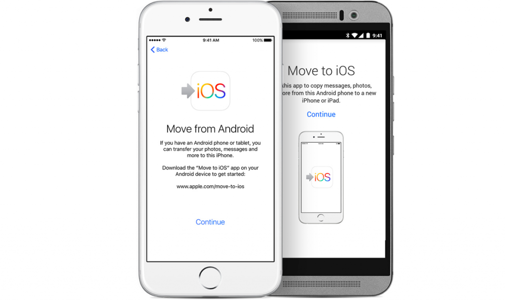 Apple's Move to iOS app for Android