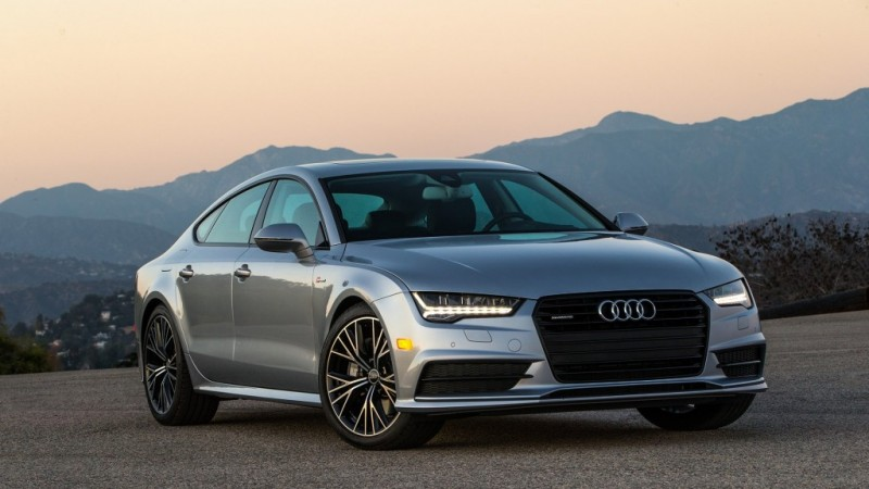 Audi A TDI Review Is There A Cooler Luxury Cruiser - How much does an audi a7 cost