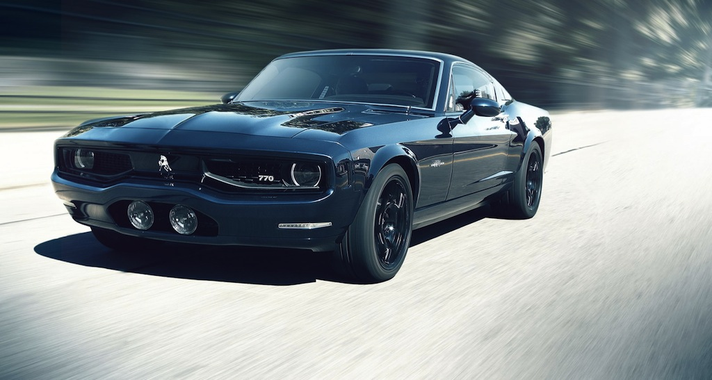 The Equus Bass 770 is a limited model for the select few