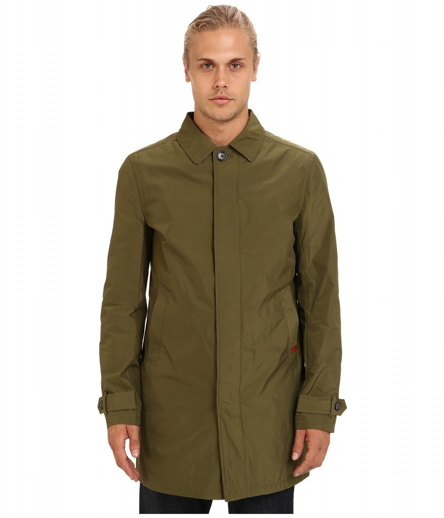 Ben Sherman nylon mac