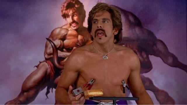 Ben Stiller in 'Dodgeball A True Underdog Story'