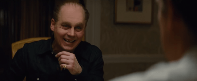 Johnny Depp, Black Mass, Cross Creek Pictures, Grisbi Productions, Le, Infinitum Nihil