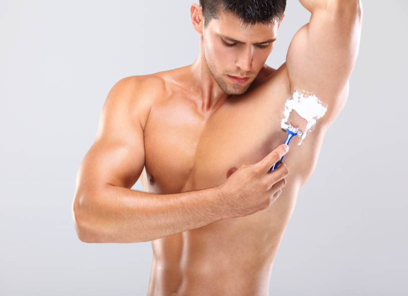 Body hair removal, shaving