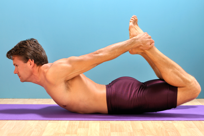 Nude Yoga For Men On the Rise  DOYOUYOGA