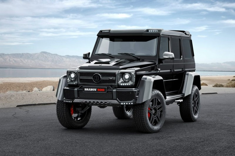 Source: Brabus via Facebook