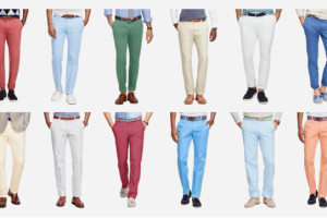 How to Find Your Perfect Pair of Chinos
