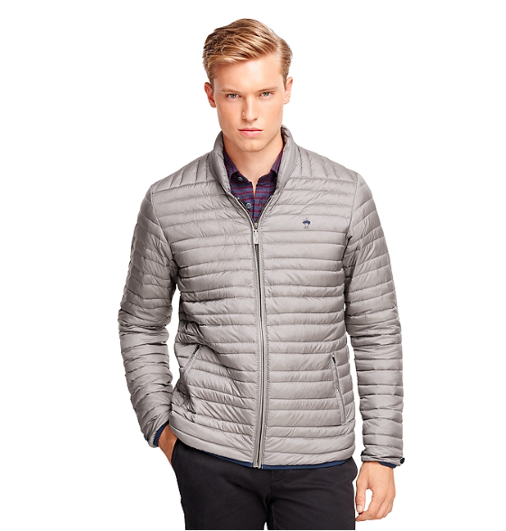 Brooks Brothers ripstop jacket