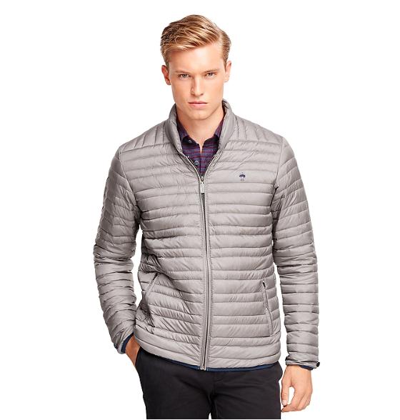 Brooks Brothers ripstop jacket