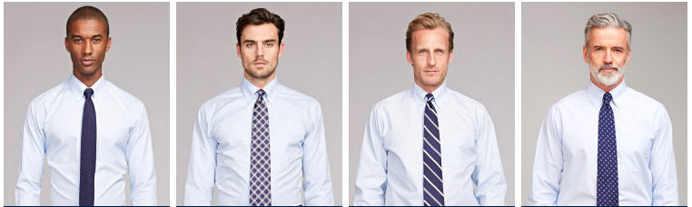 Brooks Brothers shirting fits