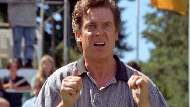 Christopher McDonald as Shooter McGavin in Happy Gilmore