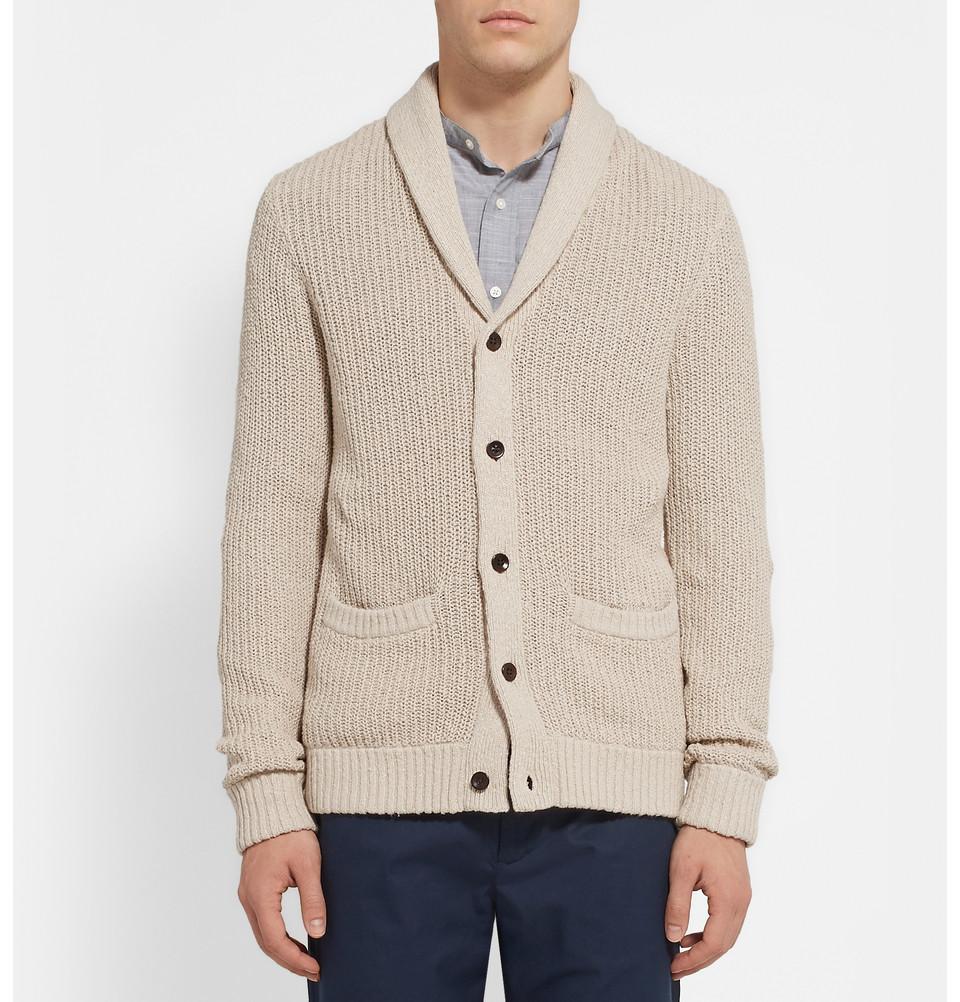 Club Monaco shawl collar cardigan