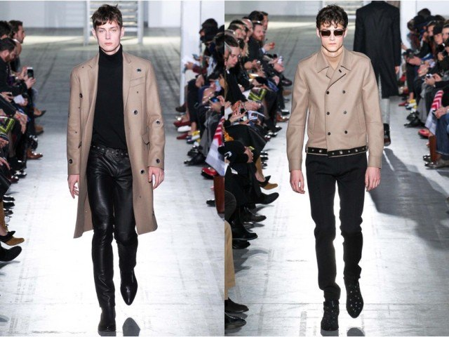 Costume National Fall runway style