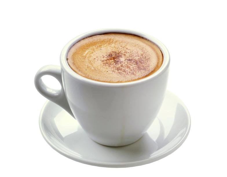 hot rum coffee