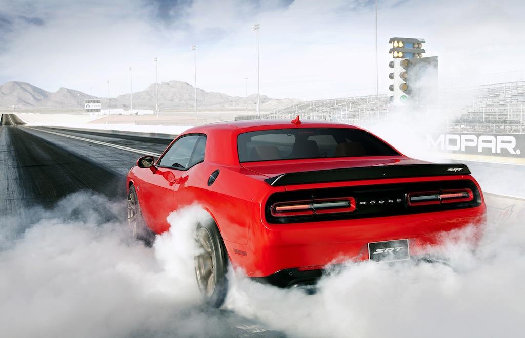2015 Dodge Challenger Hellcat