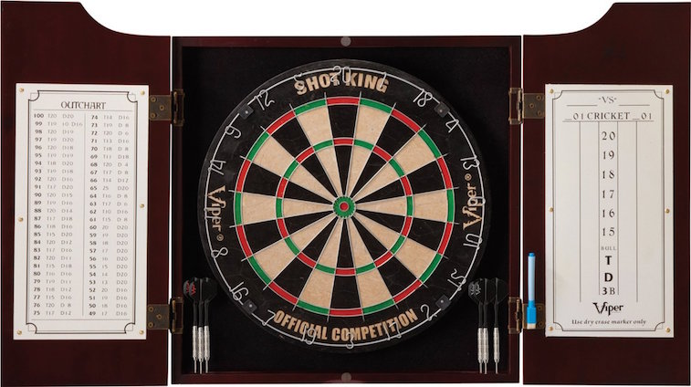 Viper Hudson Collection All-in-One Dart Center